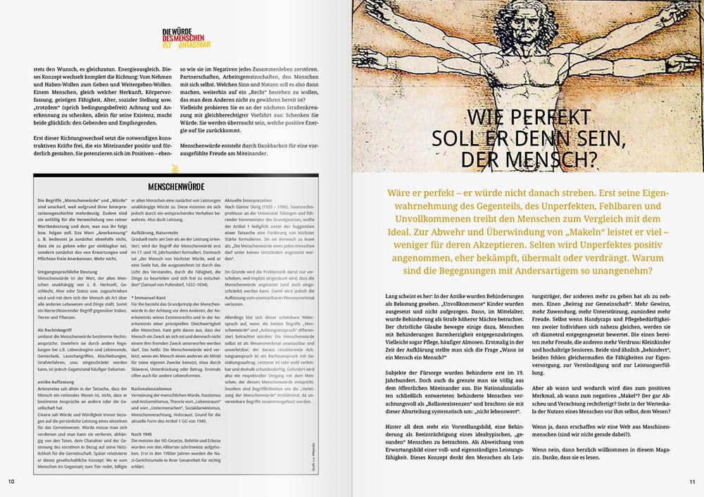 GSK unser journal